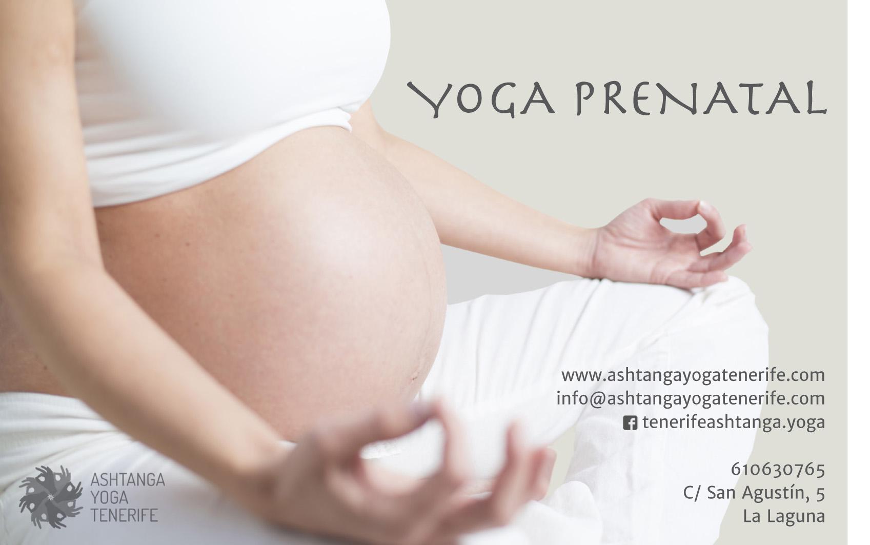 Yoga prenatal cartel